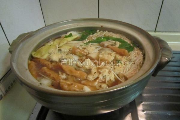 肉骨茶火锅的做法