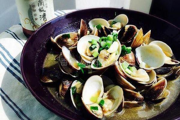 酱炒蛤蛎的做法