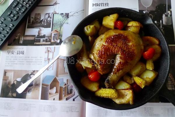 意式烤鸡的做法
