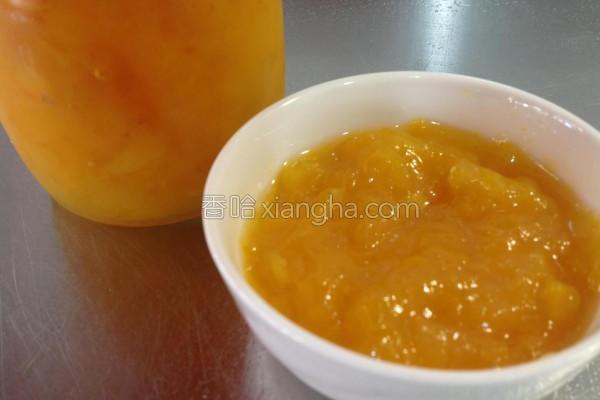 芒果苹果酱的做法