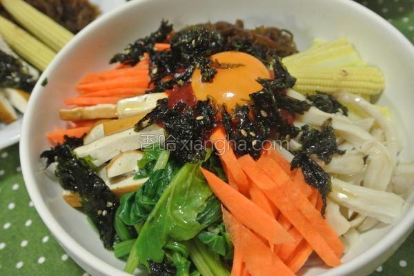 韩式凉拌冬粉的做法