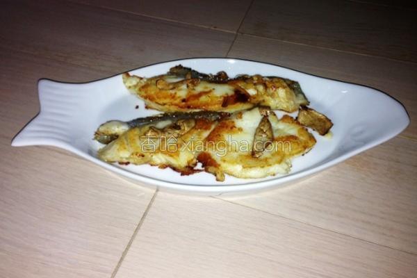 香煎石斑鱼的做法