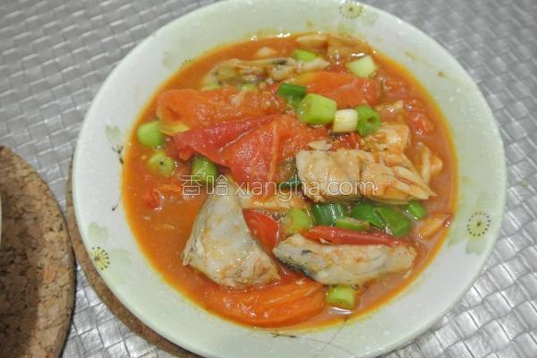 番茄桔酱鲭鱼的做法