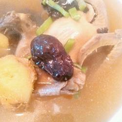 红枣鸽子汤的做法[图]