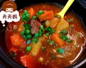 番茄肉汤[图]