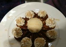 香草蜂蜜松饼