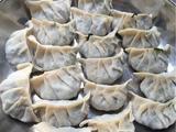 菠菜鲜菇猪肉饺的做法[图]
