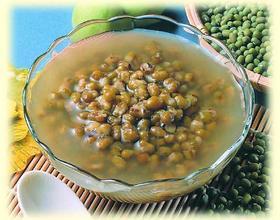 解暑绿豆汤