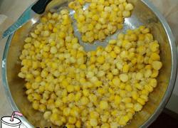 香甜黄金玉米烙