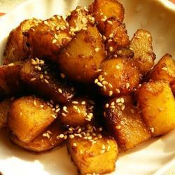 红烧土豆的做法[图]