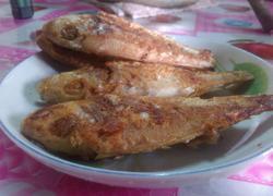 香煎咸红衫鱼