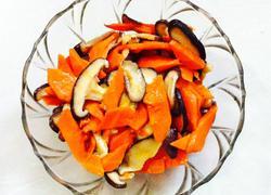 香菇胡萝卜