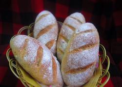 百分百全麦核桃面包