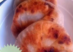 香菇肉馅饼
