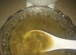 快速绿豆糖水