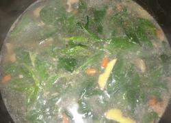 猪肝枸杞汤