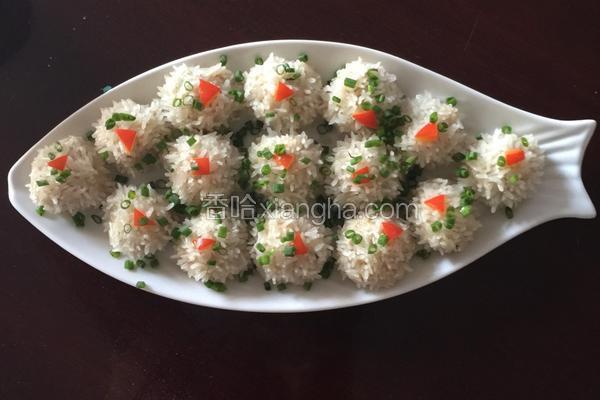 #乐享陶瓷#糯米肉丸子