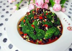 豆豉西兰花