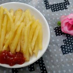 自制薯条的做法[图]