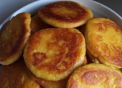 新鲜玉米饼
