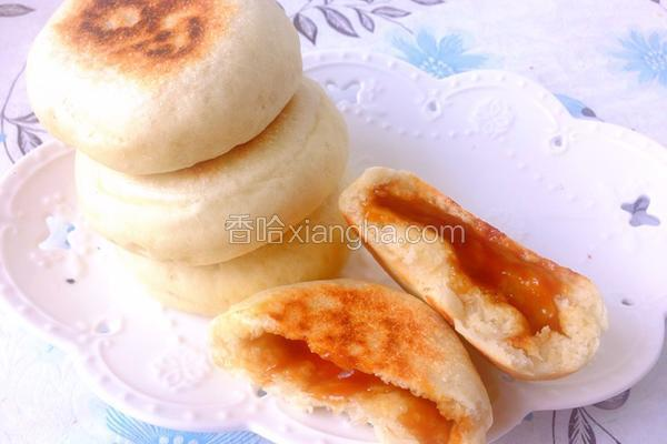 红糖发面饼(平底锅版)