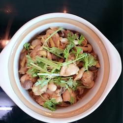 广式啫啫鸡煲