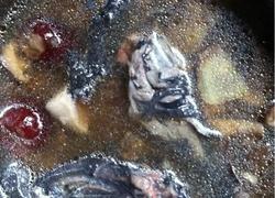冬菇竹丝鸡汤