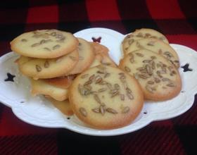 瓜子薄脆饼干