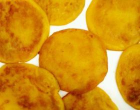 南瓜胡萝卜鸡蛋饼