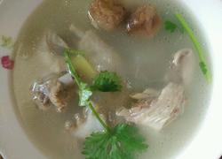 冬瓜话梅炖鸭肉
