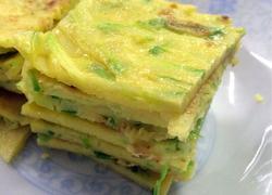 西葫芦鸡蛋饼