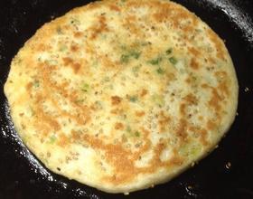 葱花油饼[图]