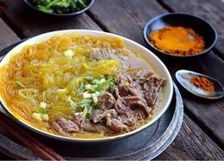 咖喱牛肉粉丝
