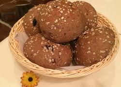 亚麻籽麦包
