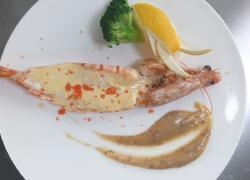 芝士焗大明虾
