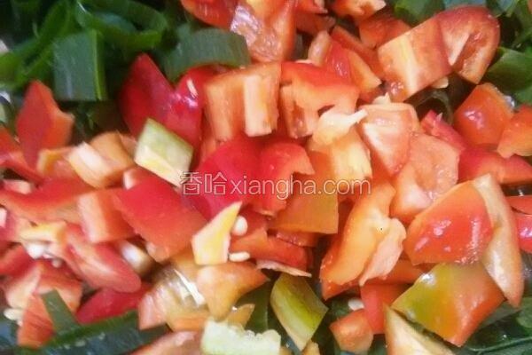 简单意做的咸菜