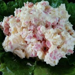 土豆沙拉的做法[图]