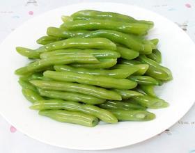素炒四季豆