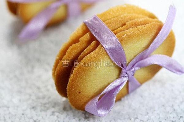 蛋白薄脆饼
