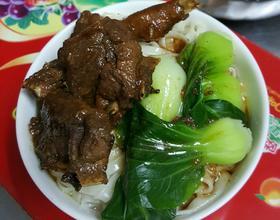 香焖鸭汤面