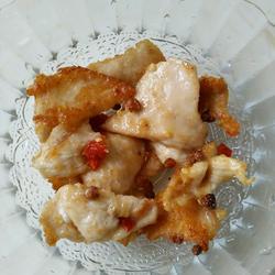 麻辣鸡肉片