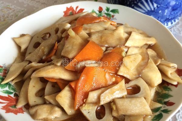 蚝油鲍汁杏鲍菇