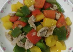 彩椒营养菜