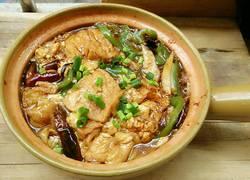 红烧豆腐煲――JIARU