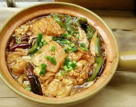 红烧豆腐煲――JIARU [图]