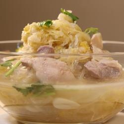 酸菜白肉粉条的做法[图]