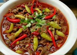 水煮牛肉――JIARU