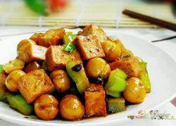 栗子烧豆腐