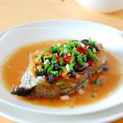 豆豉辣椒蒸鳕鱼的做法[图]