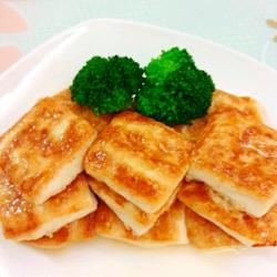 香煎豆腐的做法[图]